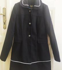 Fekete kabát xs