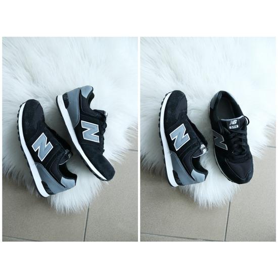 Eredeti New Balance 574 reflektív cipő