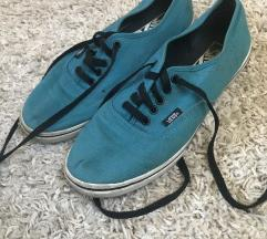 Kék Vans authentic lo pro