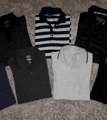 Férfi galléros pólók