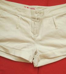 Tally Weijl fehér rövidnadrág