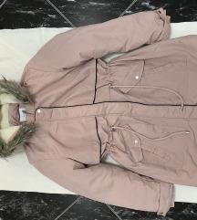 Női téli parka kabát vadonatúj