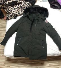 Retro férfi kabát
