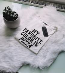 Cool CAT feliratos póló XL / Oversized Új