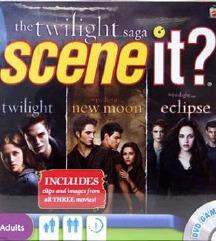 Alkonyat-Twilight saga Scene it? társasjáték