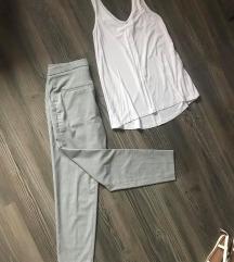 Elegáns fehér top