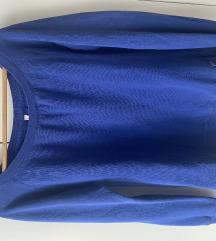 Fishbone kék pulóver