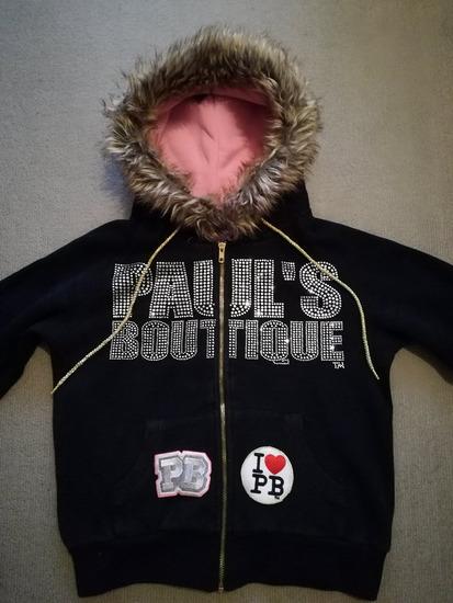 Paul's Boutique kapucnis felső