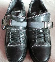 New Rock Bőrcipő