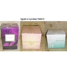 3 db 50 ml-es bontatlan parfüm csomag