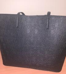 Fekete Amisu pakolós táska