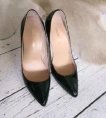 Újszerű high heels lakk cipő 11000.- helyett