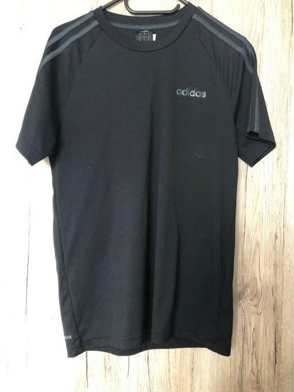Férfi fekete Adidas póló