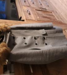 Zara kabat szovetkabat