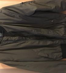 Khaki színű bomber jacket