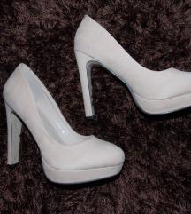 Bézs, alkalmi cipő