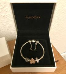 Pandora karkötő