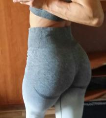 Gymshark stílusú edzőegyüttes, sport szett