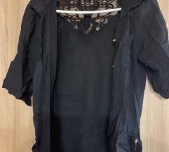 Fekete nyári ing