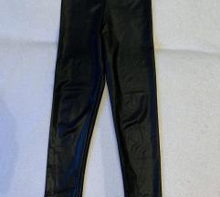 Fényes hatású ZARA leggings
