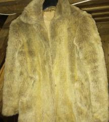 Vintage műszörme kabát
