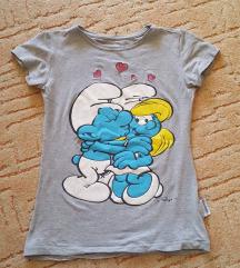 Hupikék törpikés póló