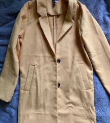 H&M átmeneti sárga kabát