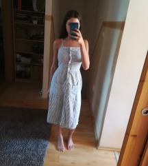 Új ASOS Midi Cotton Dress