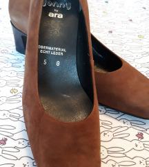 Ara by Jenny 38-as barna bőr cipő