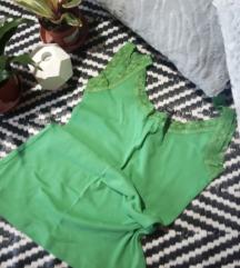 Zöld top