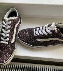 Vans csillogó cipő