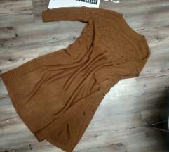 Extra hosszú onesize kötött pulcsi