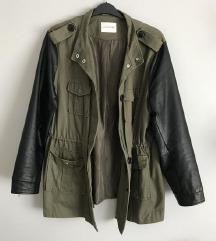 junarose khaki dzseki kabát