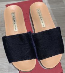 Zara platform papucs