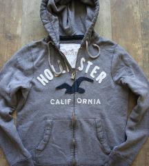 Újszerű ' Hollister ' férfi kapucnis pulóver