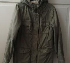 Benetton parka kabát