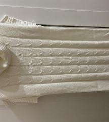 Fehér kötött ruha