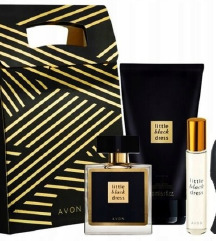Avon Little Black Dress parfüm szett