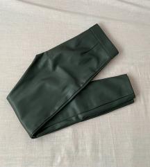 Új Zara Faux Leather Pants