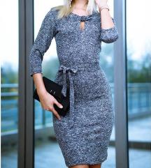 Csodaszép szürke Mystic Day ruha- Új, címkés!