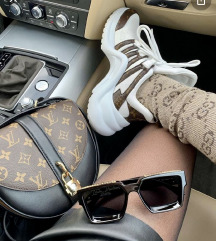 1:1 Louis Vuitton Archlight Sneakers