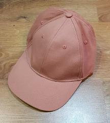 Rózsaszín baseball sapka