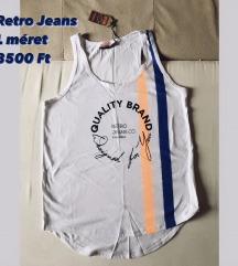 Retro Jeans polo