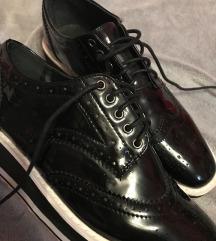 Alkalmi platform zárt cipő