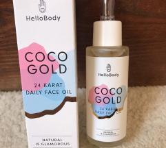 AKCIÓ HelloBody Coco Gold szérum - bontatlan