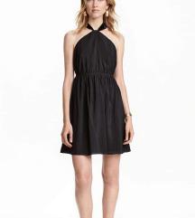 H&M masnis kis fekete ruha 34/36