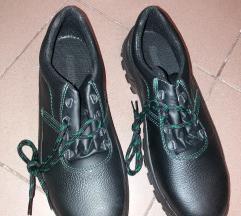 Férfi 44-es új munkavédelmi acélbetétes cipő