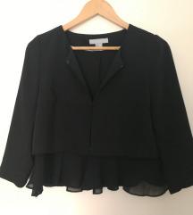 Fekete elegáns H&M-es blézer