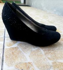 Csini telitalpú cipő 37