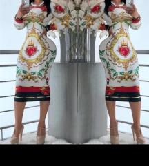 Versacce mintás ruha